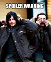 Memes Walking Dead - walking dead meme 001 spoiler warning comics and memes