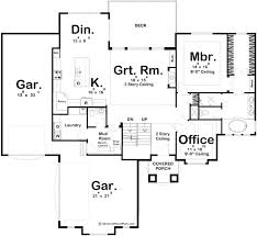 custom homes floor plans 1 1 2 story the 2974 floor plan al belt custom homes omaha