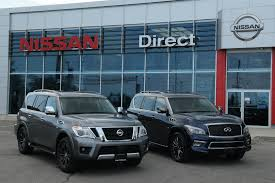 nissan armada vs infiniti qx80 old friends go first class to see the rock n u0027 roll bad boys in