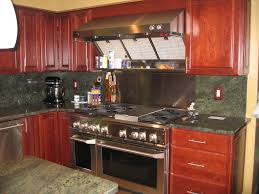 Ideas For Kitchen Countertops And Backsplashes Saveemail Granite Countertops And Tile Backsplash Ideas Kitchen