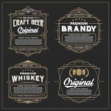 alcohol label vectors photos and psd files free download