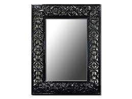 Black Mirror Bathroom Mirror Design Ideas Designing Black Bathroom Mirrors