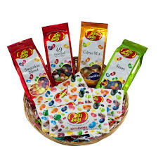 candy gift basket bean blast basket jelly belly candy company