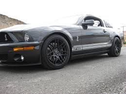 Black Mustang 2010 2010 Ford Mustang Tire Size Car Autos Gallery