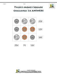 printable money worksheets 3rd grade money challenges