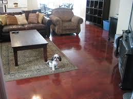 interior concrete floors gallery residential interior flooring