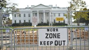 House Features White House Renovations Begin 8 Things That Need U0027de Dumping