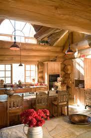 california dreaming luxury log home quiet corner