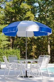 5 Ft Patio Umbrella Exterior White Outdoor Dining Furniture With 5 Ft Patio Umbrella