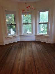 farmhouse floors walnut stain on oak floors hollow tree farmhouse walnut