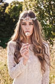 boho hair accessories boho bridal hair accessories from bo luca southbound