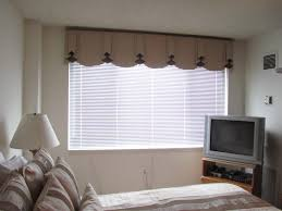 Bedroom Drapery Ideas Curtain Valances For Collection And Bedroom Curtains With Valance
