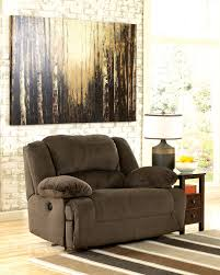 Ashley Oversized Recliner Cuddler Recliners