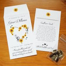 Memorial Service Favors Memorial Seed Favours Archives Love Bespoke
