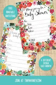 best 25 free baby shower invitations ideas on pinterest