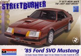 1985 5 mustang svo review 1985 ford mustang svo ipms usa reviews