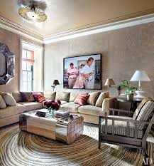 Living Room Sectional Sofa 21 Sectional Sofas That Make The Room Photos Architectural Digest