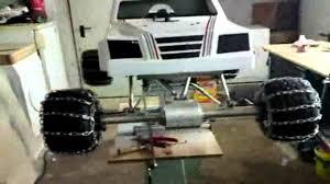 nitro rc monster truck kits 1 4 scale monster truck rc youtube