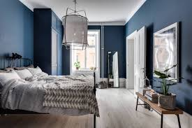 navy blue paint room bedroom what color bedding goes with blue