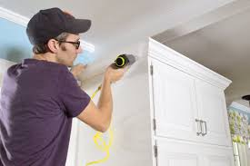 how to trim out cabinets how to add crown molding to the top of your cabinets