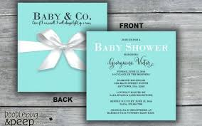 baby and co baby shower and co invitations packed with co inspired baby shower