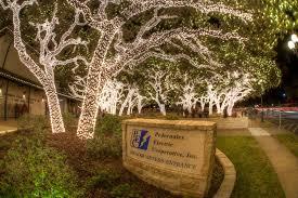 johnson city christmas lights pec headquarters at christmas dave wilson photography