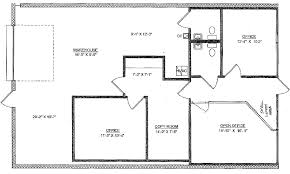 design a warehouse floor plan selling a warehouse office typical floorplan architecture and