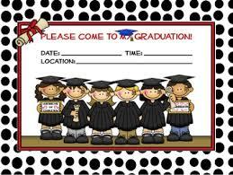 kindergarten graduation invitations kindergarten graduation invitations by kindergarten lifestyle tpt