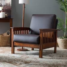 Faux Leather Accent Chair Faux Leather Accent Chairs On Hayneedle Faux Leather Upholstered
