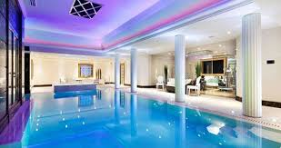 Swimming Pool Room | 15 modern swimming pool rooms you ll envy home design lover