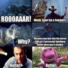 Jurassic Park Birthday Meme - jurassic park funny meme funny memes