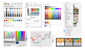 Matching Colors Ann K Emery Matching Graph Colors To Branding