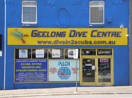 dive centre geelong dive centre the home of padi scuba diving in geelong