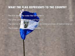 Flag El Salvador El Salvador By Joshua Martinez