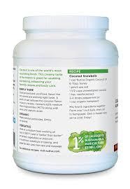 amazon com nutiva organic coconut oil virgin 54 ounce