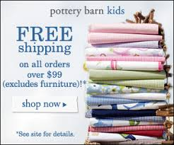 Free Shipping Pottery Barn Pottery Barn Kids Banner Ads On Behance