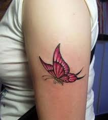 small purple butterfly tattoo for women small tattoos