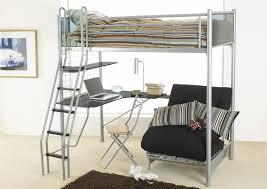 choosing loft bed with desk modern loft beds