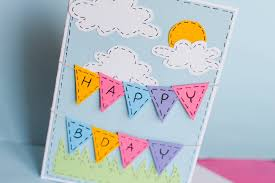 birthday card procedures how to create a birthday card create a