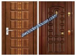 Kerala Style Home Front Door Design Front Wooden Door Designs Adamhaiqal89 Com