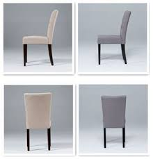 linen dining chair dining chair upholstered linen dining chair fabric dining room