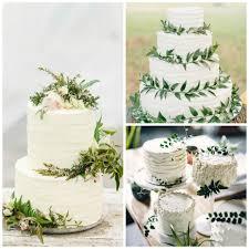 wedding cake greenery greenery wedding inspiration dellwood plantation