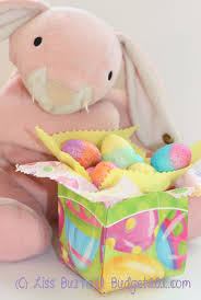 easter baskets to make myo crafty easter baskets easter easter gift ideas