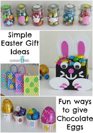 easter gifts for children simple easter gift ideas learning 4 kids