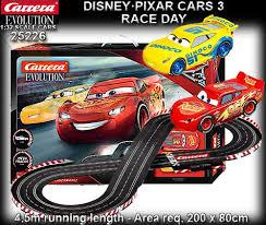 Disney Cars Armchair Carrera Set 25226 Disney Pixar Cars 3 Race Day 4 5 Metres