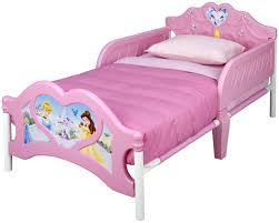 Disney Princess Toddler Bed With Canopy Disney Princess Toddler Bed Pretty Princess Toddler Bed In