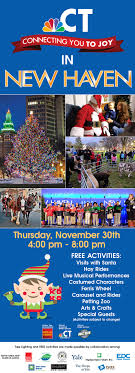 new haven ct tree lighting 2017 new haven parking news park new haven