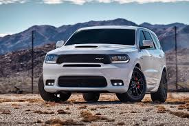 jeep durango interior packing 475hp the 2018 durango srt is the family hauler with an