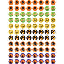 Halloween Stickers Halloween Stickers Ctp 7170 English Wooks