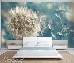 dandelions wall murals and photo wallpapers u2013 demural